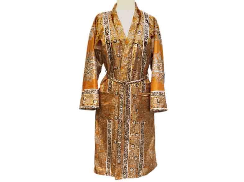 Vintage kimono's van gerecyclede polyester sarees | € 24,95 | Alleen in de winkel!