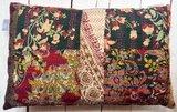 sierkussen 60x40 vintage 1-full silk patchwork_