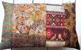 UITVERKOCHT-sierkussen vintage -full silk patchwork-2_