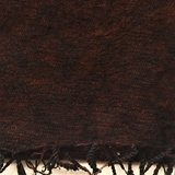 sjaal/omslagdoek mixed wool -bordeaux/zwart_