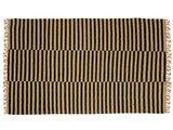 Heinde & van Verre is een unieke woon- en webwinkel met fair trade producten zoals deze wollen vloerkleden.