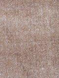 stofdetail tas shopper tote bag klein katoen print bruin
