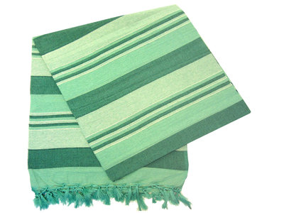 UITVERKOCHT grand foulard katoen