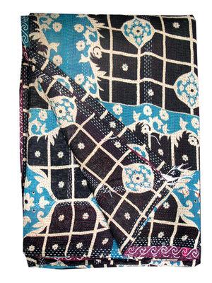 deken quilt vintage katoen