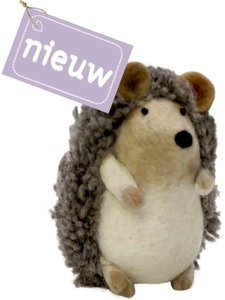 knuffel vilt egel