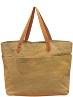 tas shopper recycled canvas